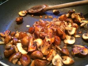 Mushroom & Onion